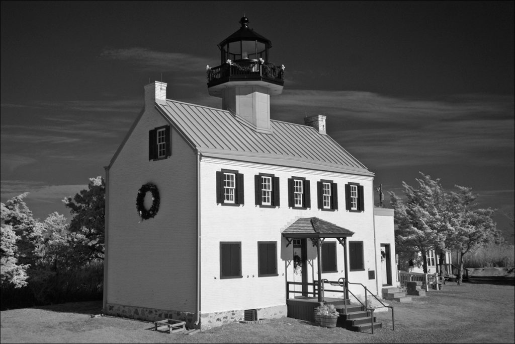 Storms threaten the beloved East Point Lighthouse historic site