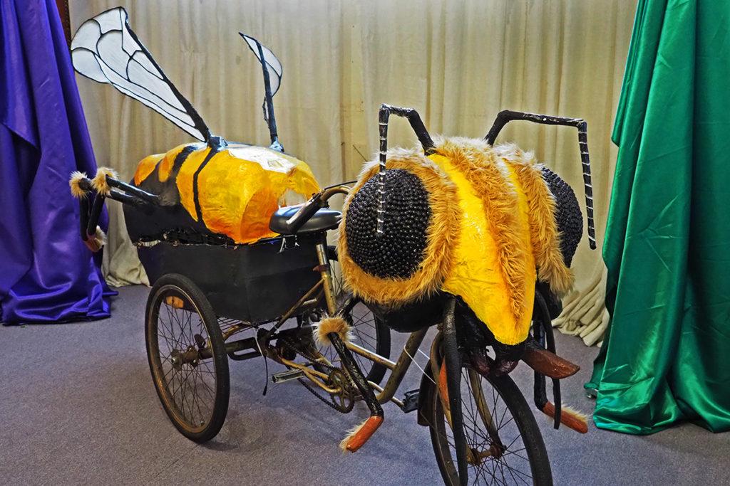 Queen Bee bicycle