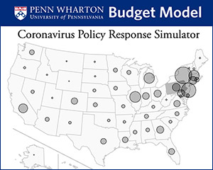 Wharton School simulator offers shocking prediction of increased deaths if social distancing is relaxed in the COVID pandemic
